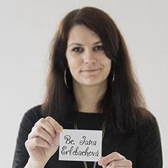 Bc. Jana Erlebachová