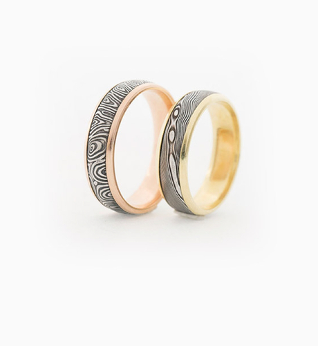 Prsteny včetně snubních