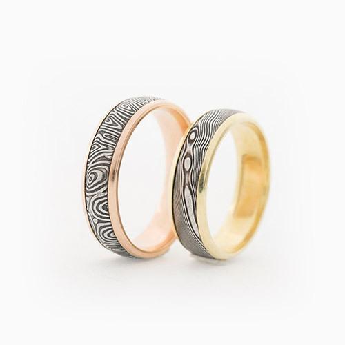 (Snubní) prsteny