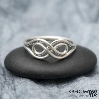 Mask White - Zlatý prsten