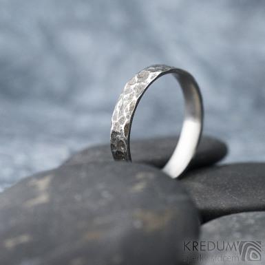 Titanový snubní prsten - Archeos