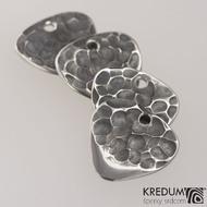 Trsátko ocel nerez kov - Klasik mini