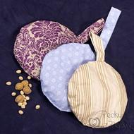 Termo peckový polštářek - Fialový Bochánek
