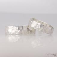 Snubní prsteny Draill silver