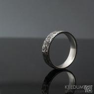 Archeos 52,5 + CF 4,6 1,5 - Nerez snubní prsteny SK1302 (4)