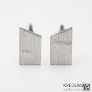 DESK - Kované manžetové knoflíčky damasteel - SK1141