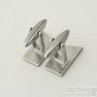 DESK - Kované manžetové knoflíčky - zapínání - produkt SK2296