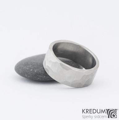Draill - 60 8,7 1,8 mat - Nerezové snubní prsteny sk1157