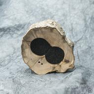 Dřevěná aranžovací miska na snubní prsteny - Buk - SK2091 (2)