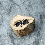 Dřevěná aranžovací miska na snubní prsteny - Buk - SK2091 (3)