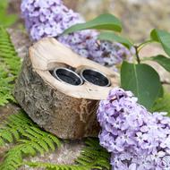 Dřevěná aranžovací miska na snubní prsteny - Buk - SK2091 (5)