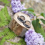 Dřevěná aranžovací miska na snubní prsteny - Buk - SK2091 (6)
