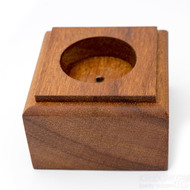 Dřevěná aranžovací podložka na snubní prsteny (6)