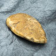 Dřevěná aranžovací podložka na snubní prsteny - Jehličnaté dřevo - SK2094 (5)