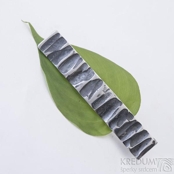 Kant Q - Nerezová spona na kravatu - SK2337