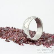 Klasik draill - velikost 52, šířka 6 mm, lesklý -Nerezové snubní prsteny - k 1537 (3)