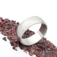 Klasik draill - velikost 71, šířka mm, matný -Nerezové snubní prsteny - k 1537 (3)