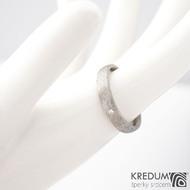 Klasik ttian hrubý mat a diamant 1,5 mm - velikost 56, šířka 3,5 mm, tloušťka STŘ, profil E - k 1182 (6)