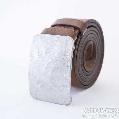 Kovaná nerez spona - Mistr 4X - Plate mistry - SK2381