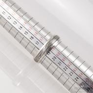 Luna - dřevo - Stříbrné snubní prsteny a damasteel, S1555