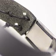 Kožený náramek - Manus 20 Steel XL hnědý