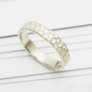 Marro snubní prsten gold white (4) - kopie
