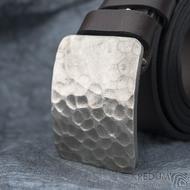 Mistr 3,5X - Draill světlý - Kovaná nerez spona a kožený pásek, SK1654 (4)
