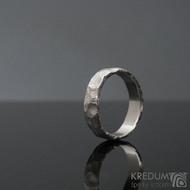 Natura kovaná za tepla - 56 5 TW - Damasteel snubní prsteny sk1275 (5)