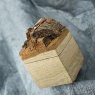 Natural wood - Originální dárková krabička na šperky, SK2006 (3)
