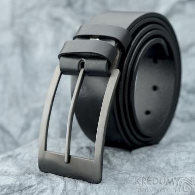 Opasek Partner Gird 4X s DLC a černým koženým páskem, SK1934