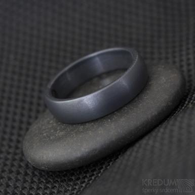 Povlakování prstenů - nACo - fialově-modrá