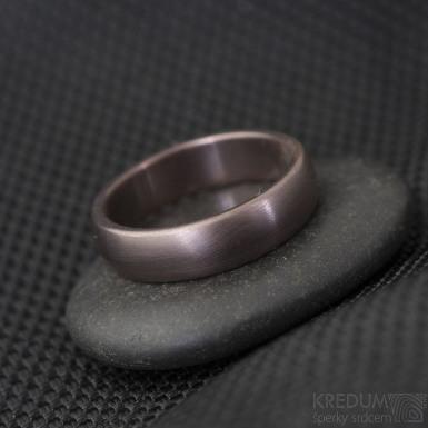 Povlakování prstenů - TiAlCN - měděná