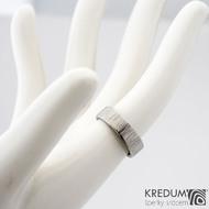 Prima 48 5,3 1,5 C - Damasteel snubní prsteny SK1300 (3)