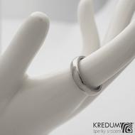 Prima - 52 4,3 1,8 B - Damasteel snubní prsteny sk1283 (3)
