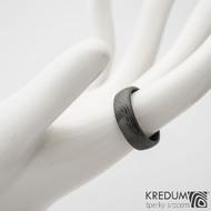 Prima DLC - 55 6 2 E - Samasteel snubní prsten sk1184 (4)