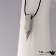 Tužka - Přívěsek z nerezové oceli, S1831