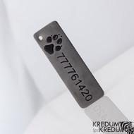 Sekční lept - plastický obraz do nerezové oceli
