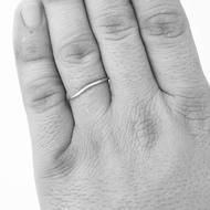 prsten Plain červené zlato (6)