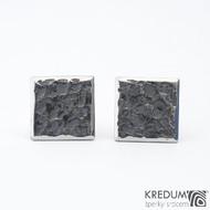 Quatro Archeos - Nerezové manžetové knoflíčky, SK1338