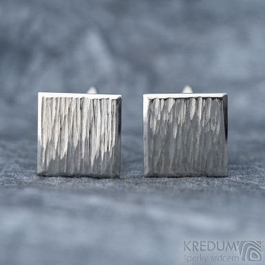 Quatro line - Nerezové manžetové knoflíčky, SK1549 (2)