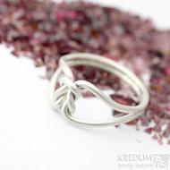 Reverse Silver - velikost 52 - Stříbrné snubní prsteny - K 1720