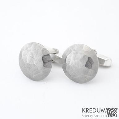Round Scrape - Manžetové knoflíčky sk1369