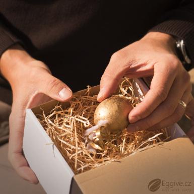 Eggive SIMPLE - pro Něj - dárkové vajíčko s překvapením