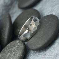 Skalák lesklý - nerezový prsten velikost 52 šířka 6 mm - produkt číslo SK1967