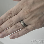 Skalák titan matný na ruce - šířka 6,5 mm