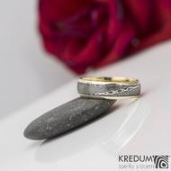 snubní prsten kasiopea zlato damasteel s2209 (4)
