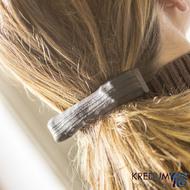 Fénix - dřevěná spona do vlasů 8 cm, produkt č. 2225