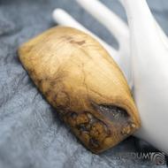 Topolová - Ručně vyrobená dřevěná spona, SK1510